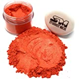 Stardust Micas Soap Making Pigment Powder Cosmetic Grade Colorant for Makeup, Epoxy Resin, DIY Crafting Projects, Bright True