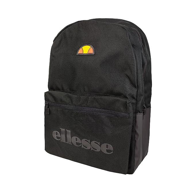 11cba8ed ELLESSE Rivia Backpack Black School Bag SHAW0327 ELLESSE Bags ...