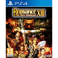 PS4 ROMANCE OF THREE KINGDOMS XIII