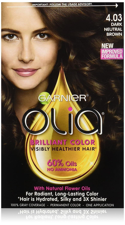 Amazon Garnier Hair Color Olia Oil Powered Permanent Color