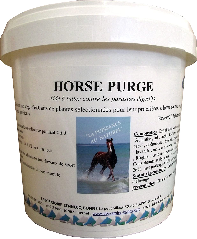 horsepurge cristales para 1.5 kg. No dopant: Amazon.es: Productos para mascotas