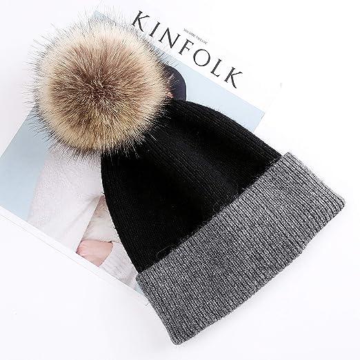9e811b704 HOT!* Amazon – Inconly Beanie for Women Winter Knit Beanie Warm ...