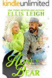Honey Bear: A Kinship Cove Fun & Flirty Romance (Mates & Macarons Book 3)