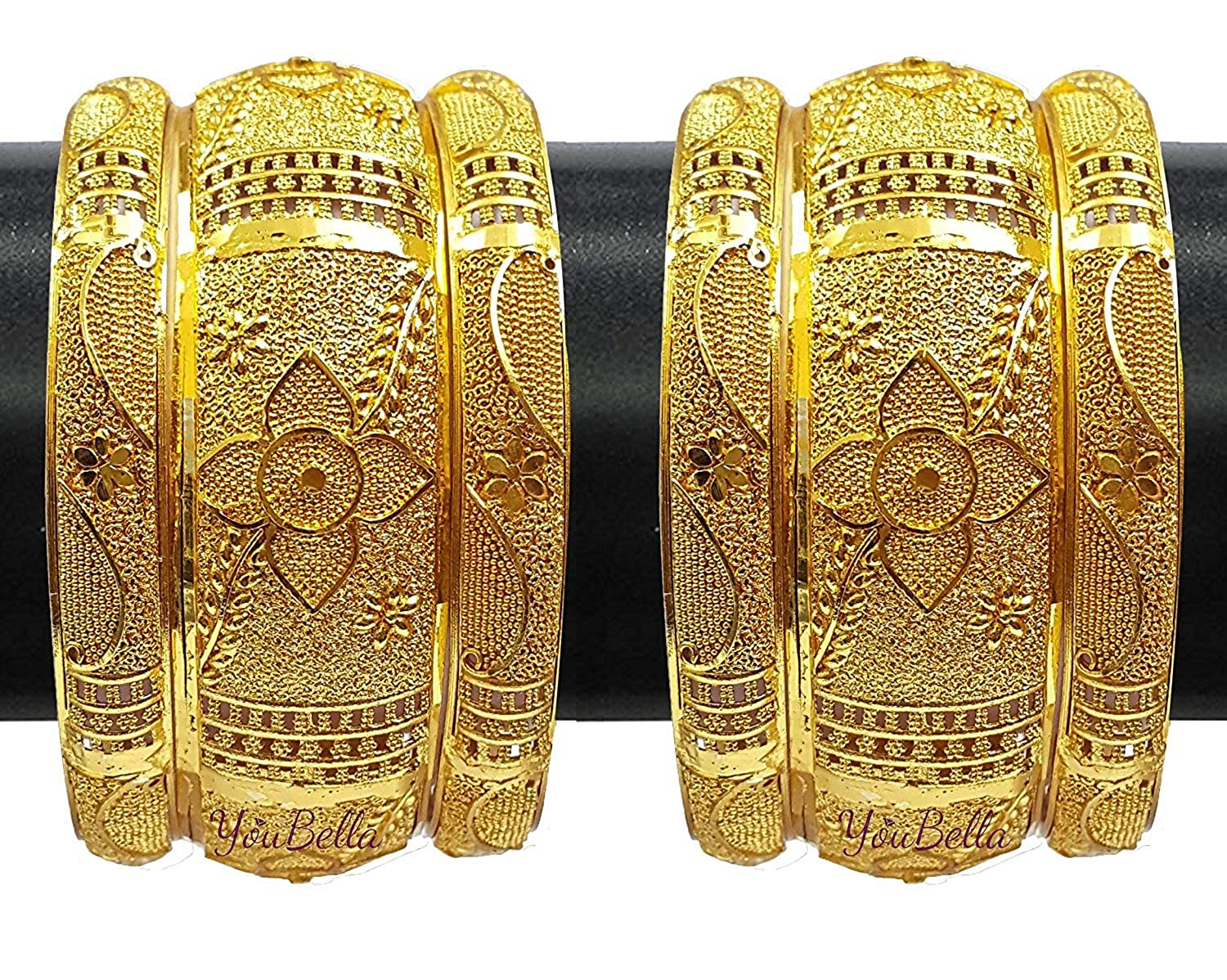 YouBella Fashion Jewellery Traditional Gold Plated Original