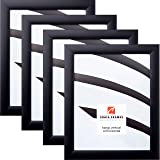 Amazoncom Craig Frames 1wb3bk 13 By 19 Inch Picture Frame Smooth
