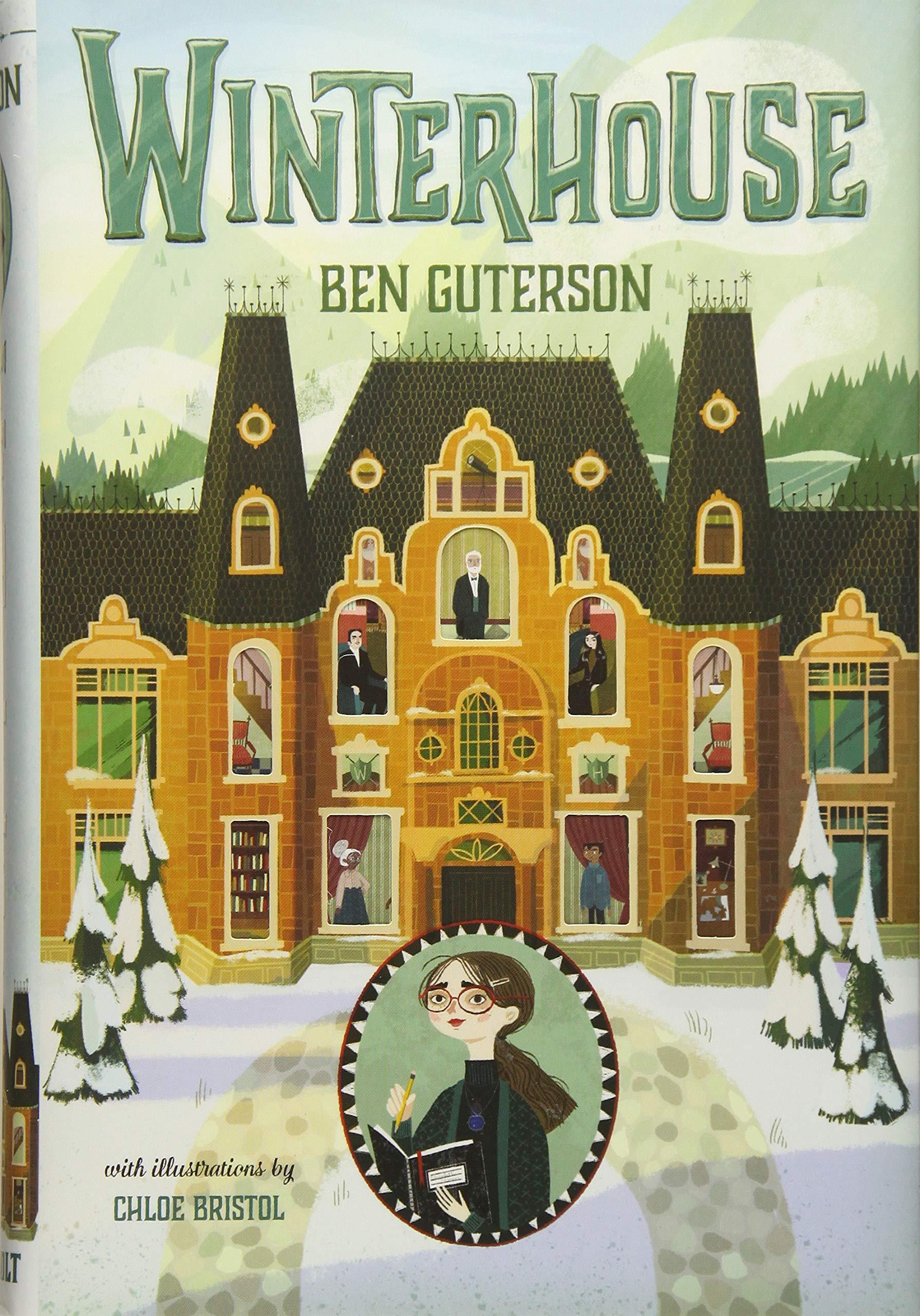 Resultado de imagen de Hotel Winterhouse Ben Guterson
