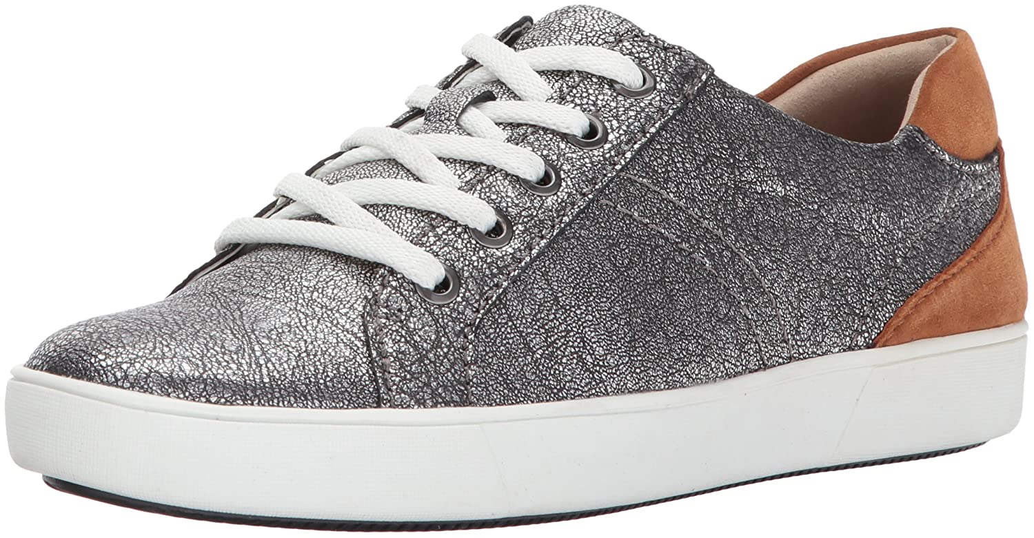 Naturalizer Women's Morrison Fashion Sneaker B0728DC41Y 4 B(M) US|Silver