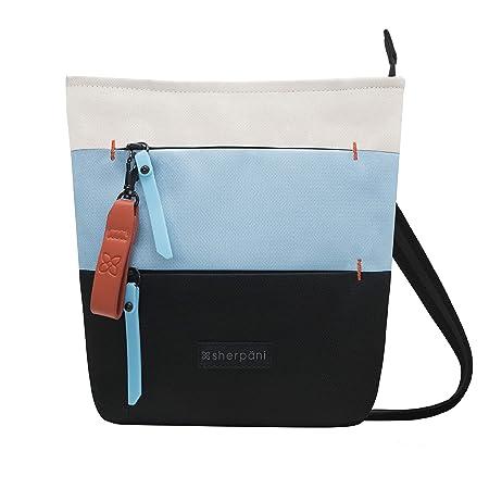 10611f0e5cc0 Sherpani Women s Sadie Triple Zip Crossbody Bag
