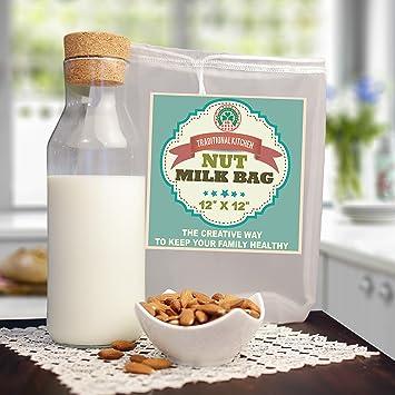 Cocina Tradicional Tuerca - bolsa de colador de leche y estameña ...