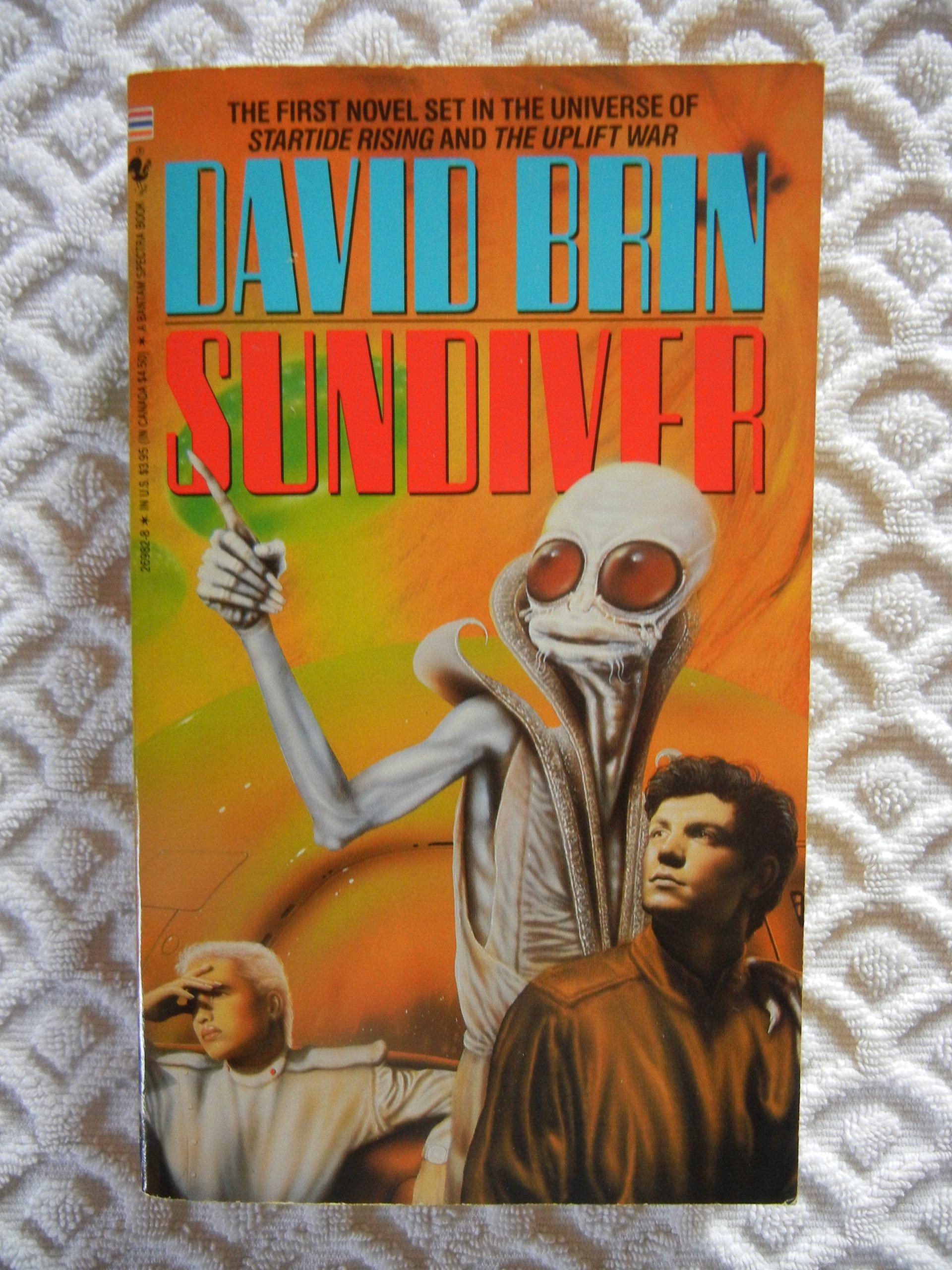 Sundiver: Amazon.es: Brin, David: Libros
