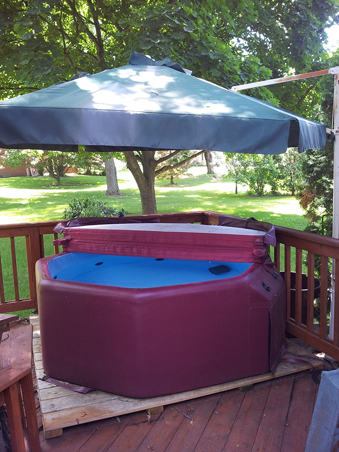 a spares p softub hot with and motor other of new tub mocha person lots goods miscellaneous soft