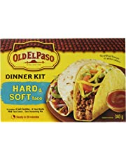 Old El Paso Hard and Soft Kit, 12 Count, 340 Gram