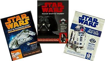 Construir su propio 3d papel figura de Star Wars – DIY Kit de ...