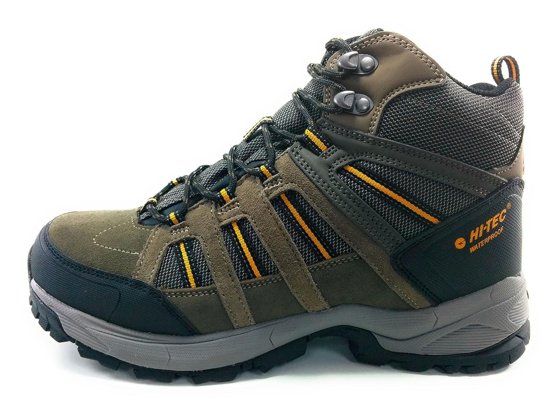 Marron Hi-Tec, Chaussures Montantes pour Homme 43 EU
