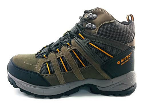 Hi-Tec Garcia Sport WP Botas Montaña para Hombre: Amazon.es: Zapatos y complementos