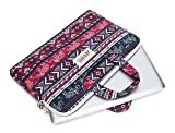 Mikelala Elephant Pattern Canvas laptop shoulder