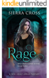 Rage: A New Adult Urban Fantasy (Spelldrift: Coven of Fire Book 3)