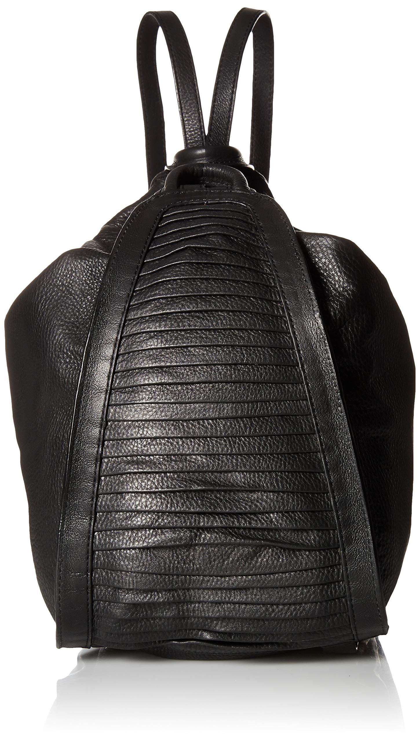 Kooba Handbags Calabasas Convertible Backpack, black