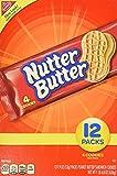 Nutter Butter Peanut Butter Sandwich, 1.9 Ounce (Pack of 12)