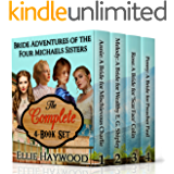 4 Book Box Set: Bride Adventures of the Four Michaels Sisters