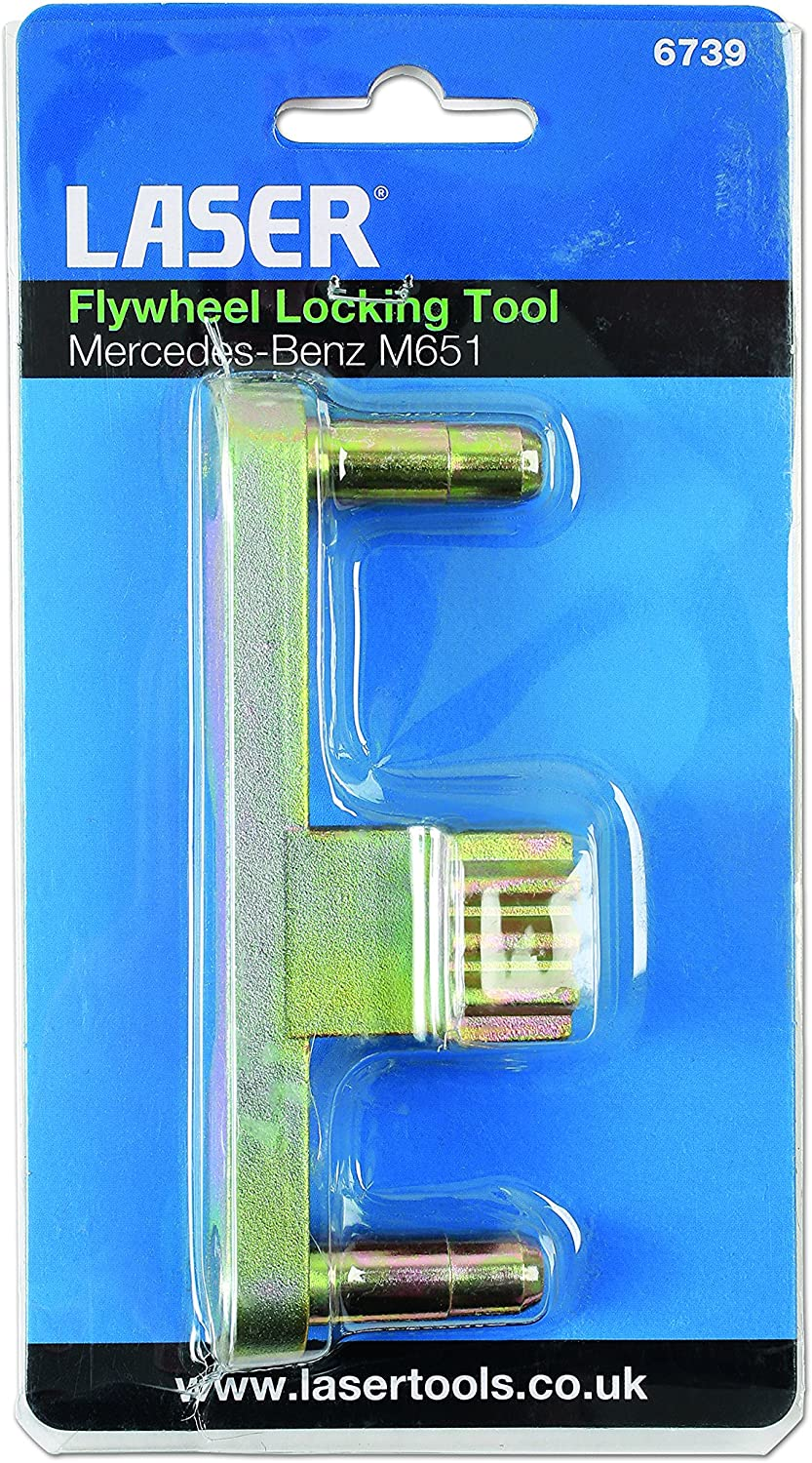 Laser Tools LAS6739 6739 Flywheel Locking Tool-Mercedes Benz M651