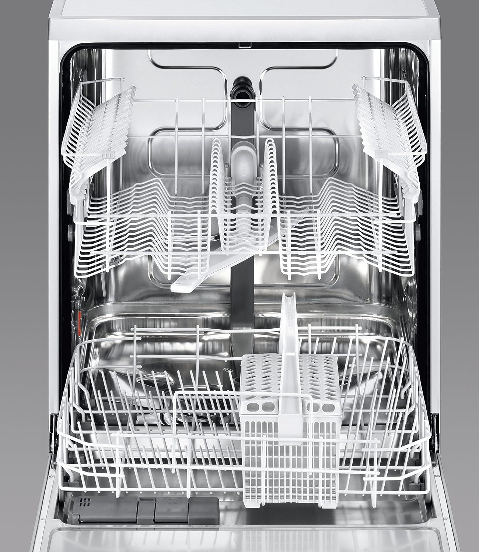 Zanussi ZDF14011XA Independiente 12cubiertos A+ lavavajilla ...