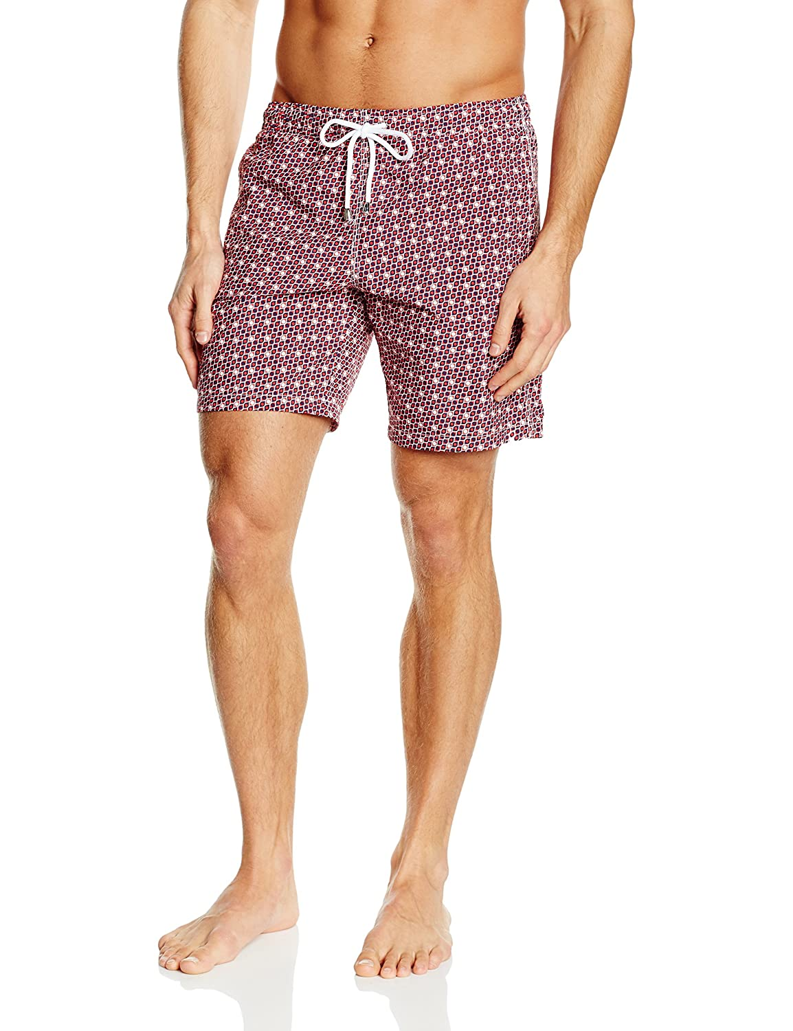 Roberto Verino Men's Geometrico Swimsuit