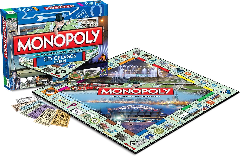 Monopoly - Juego de Tablero, de 2 a 6 Jugadores (Winning Moves 20381) [Importado de Inglaterra]: Amazon.es: Juguetes y juegos