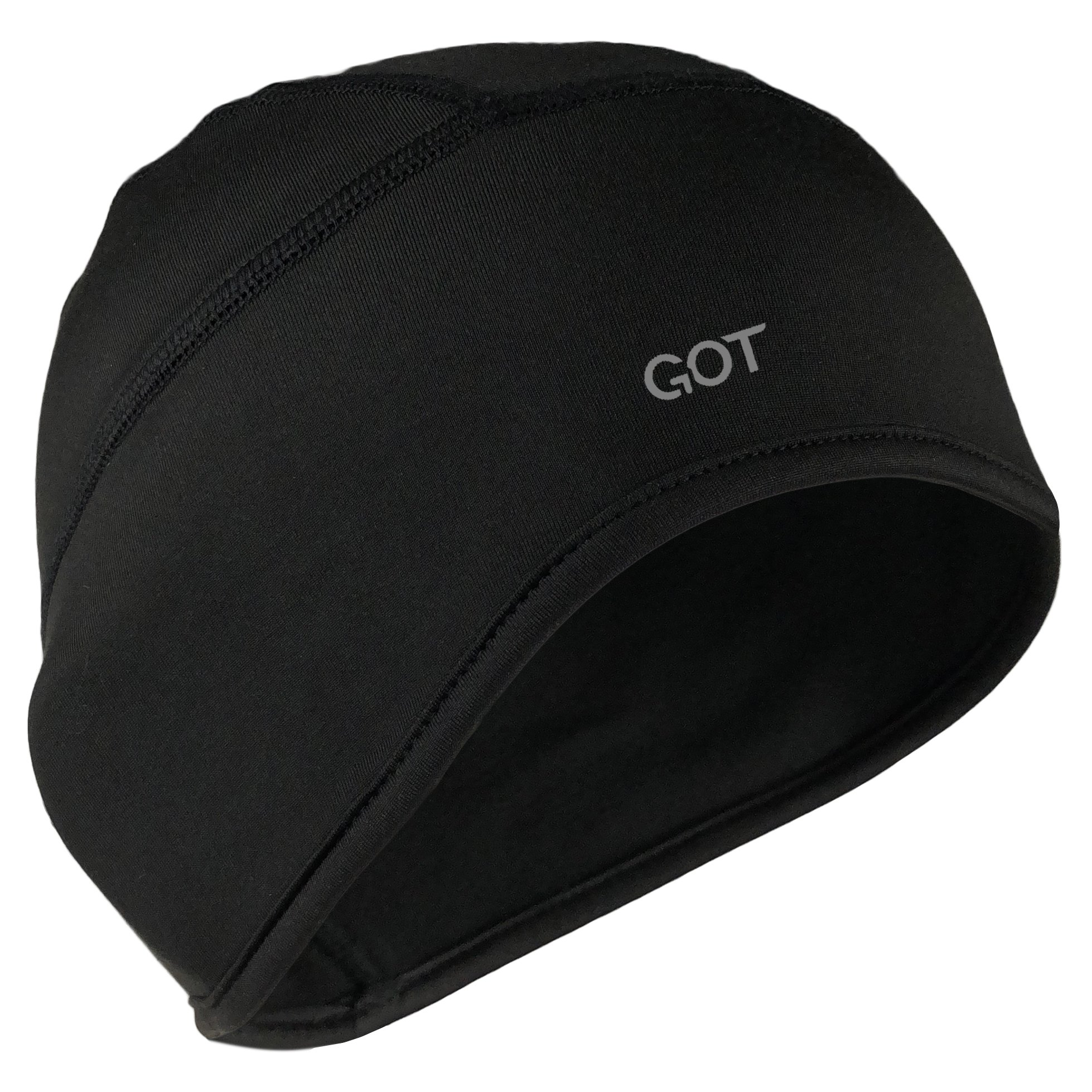 GOT Sports Skull Cap/Helmet Liner/Beanie for Running, Cycling, Motorcycle Riding, Skiing. Thermal Retention and Moisture Wicking Technology by GOT Sports (Image #5)