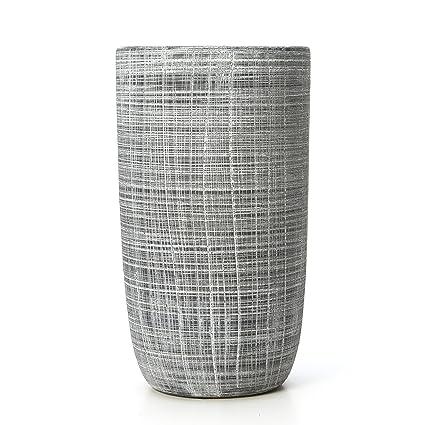 Amazon Hosley 10 High Terracotta Floor Floral Vase Ideal Gift