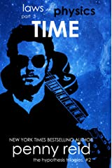 TIME: Laws of Physics 3 (Hypothesis Book 6) Kindle Edition