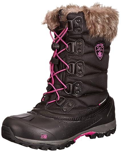 New Products Karrimor Alaska Weathertite Snow Boots Womens Black Online Shopping