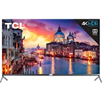 Deals on TCL 65R625 65-inch 4K UHD QLED Roku Smart TV + $21 Rakuten Cash