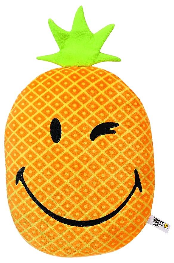 Amazon.com: NICI Smiley World 39313Ã'Â Pineapple Cushion ...