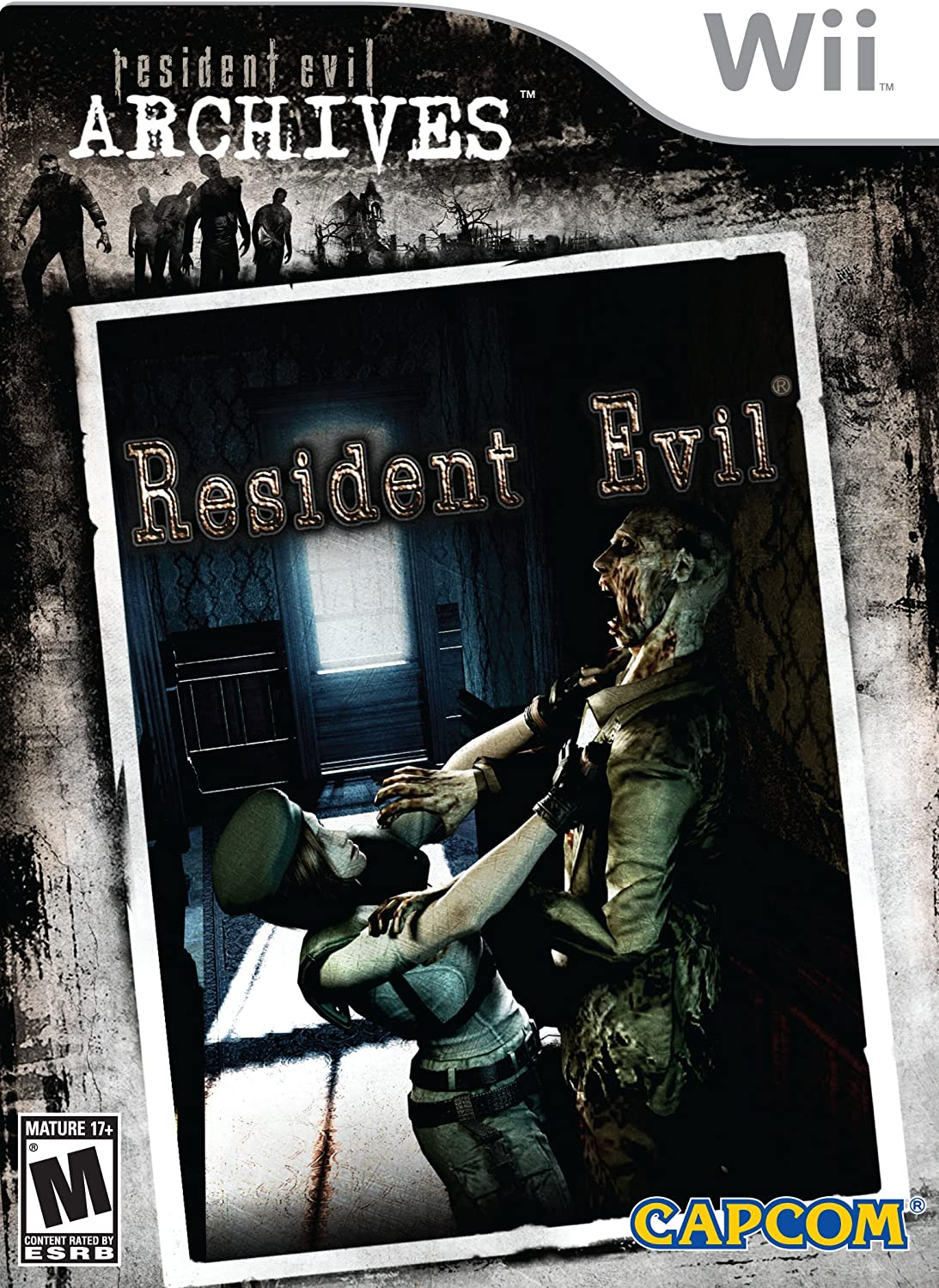Resident Evil Archives: Resident Evil by Capcom: Amazon.es ...