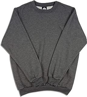 product image for LA Speedy Fleece Crewneck Sweatshirt Big Plus Sizes 4XL 5XL Made in USA