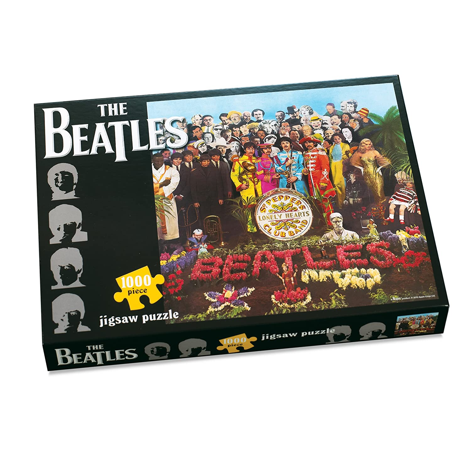 The Beatles 1000 Piece Jigsaw Puzzle - Sgt Peppers