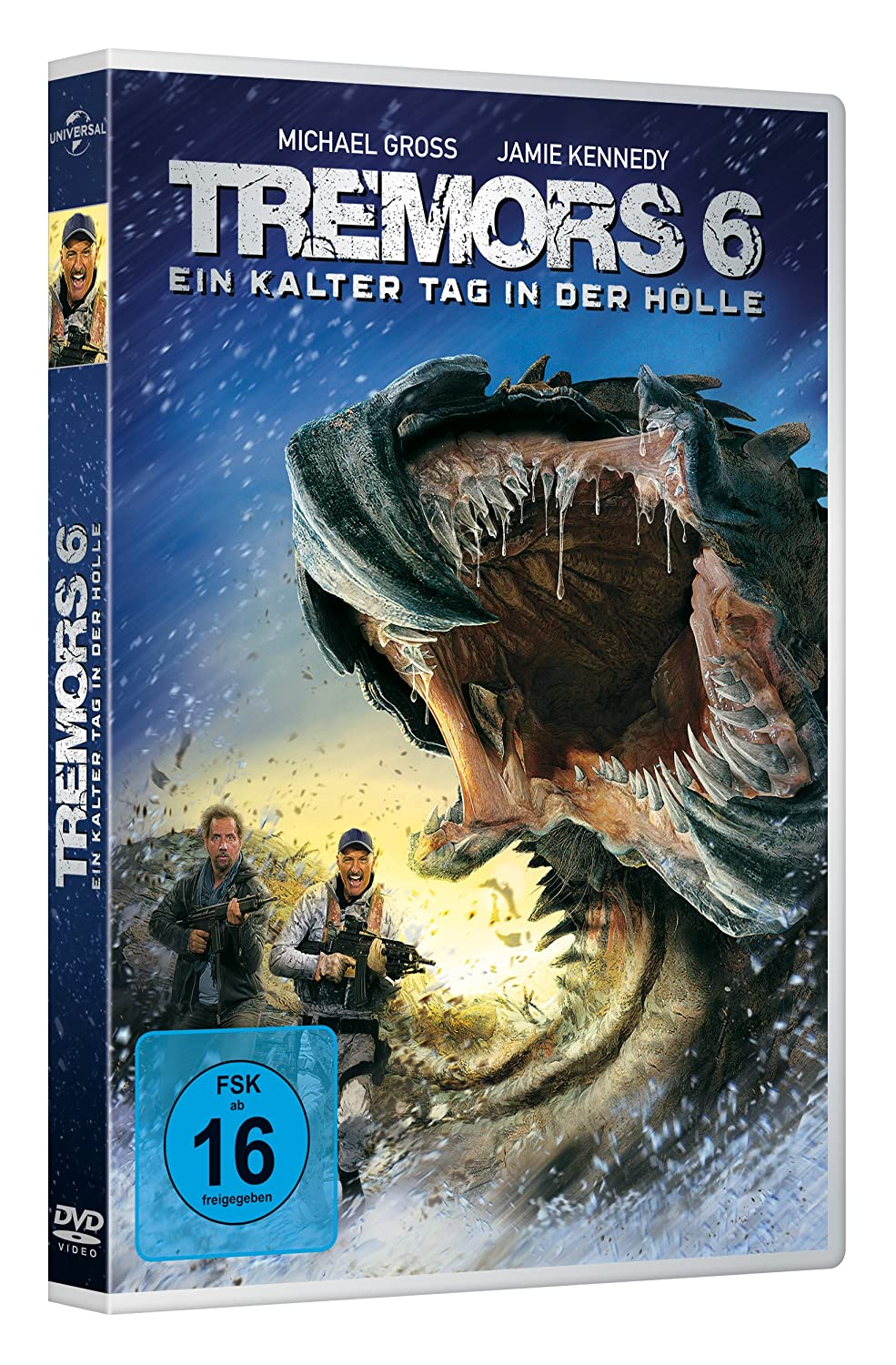 Tremors 6 - Ein kalter Tag in der Hölle: Amazon.de: Michael Gross ...