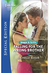 Falling for the Wrong Brother (Maggie & Griffin Book 1) Kindle Edition