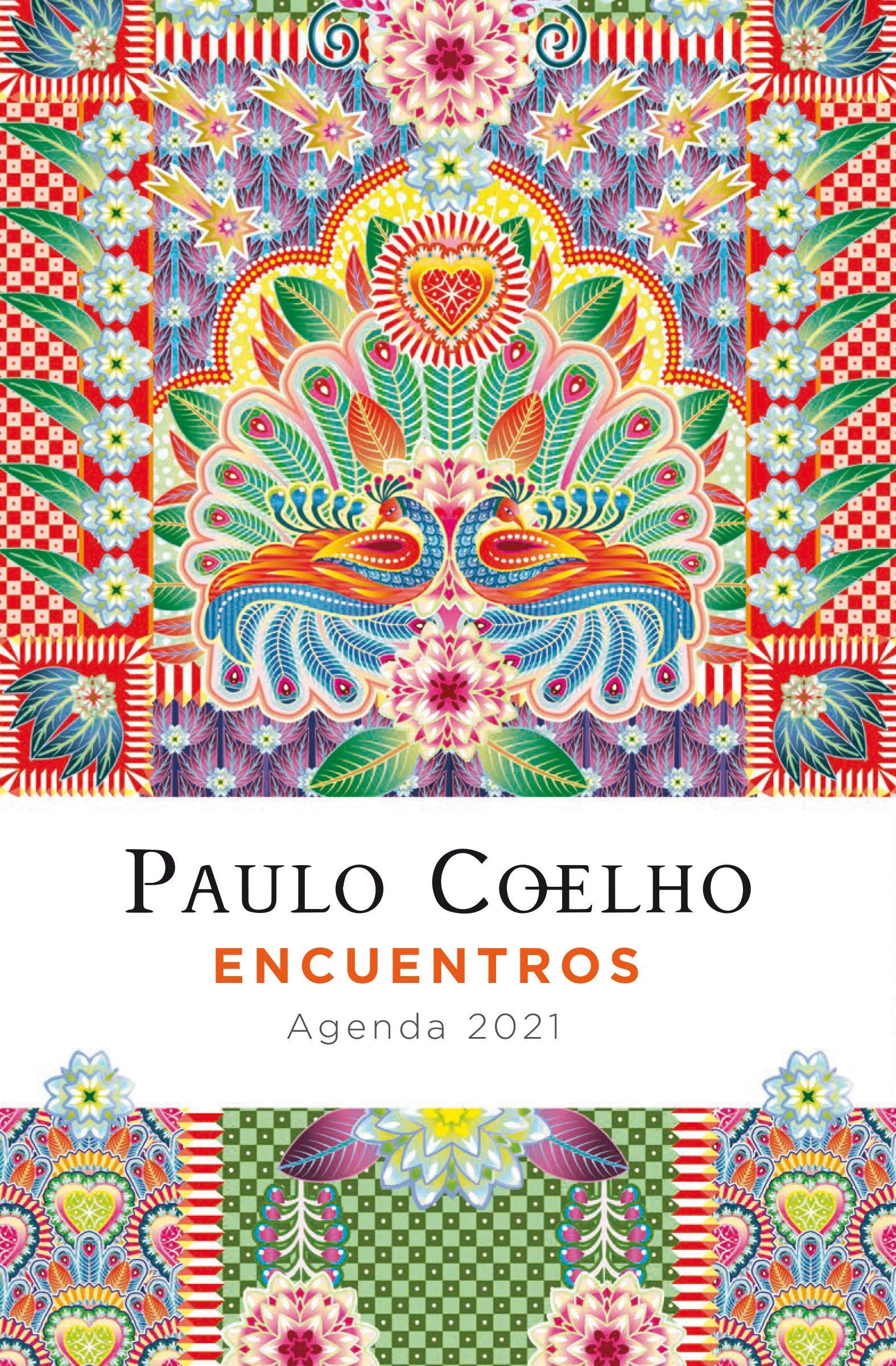 Encuentros Agenda 2021 Spanish Edition Coelho Paulo 9780593310724 Amazon Com Books