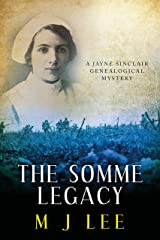 The Somme Legacy (Jayne Sinclair Genealogical Mysteries Book 2) Kindle Edition