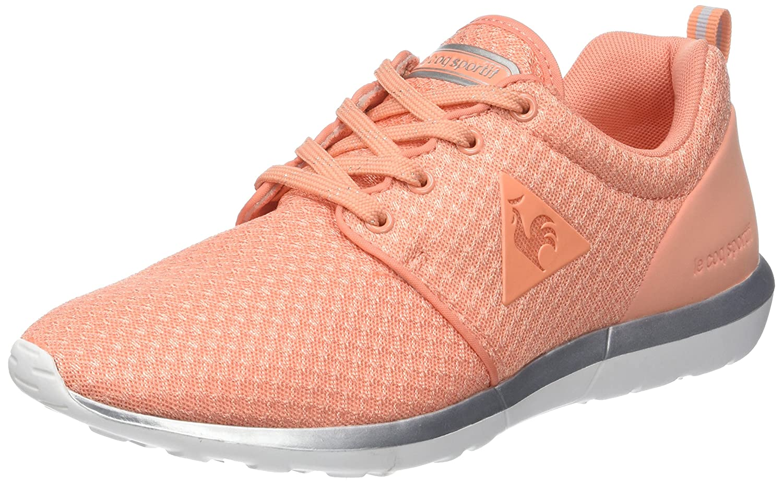 Le Coq Sportif Dynacomf W Feminine Mesh/Metallic, Zapatillas para Mujer