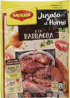 Maggi - Jugoso al Horno a La Barbacoa - 30 g: Amazon.es ...