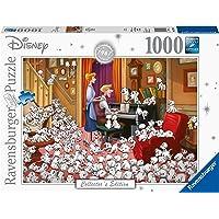Ravensburger 139736 Puzzel Disney 101 Dalmations - Legpuzzel - 1000 Stukjes