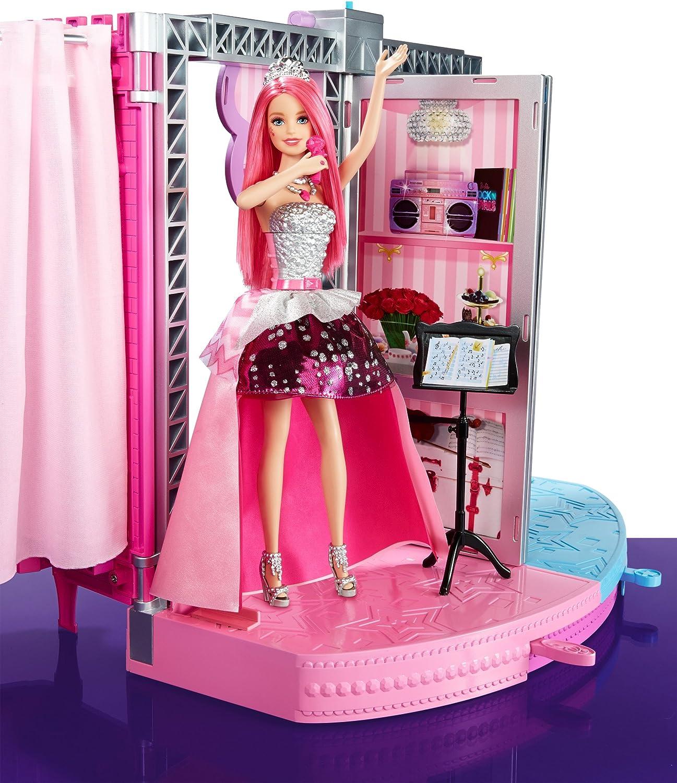 Amazon.es: Barbie - Escenario 2-1 C de Princesas (Mattel CKB78): Juguetes y juegos