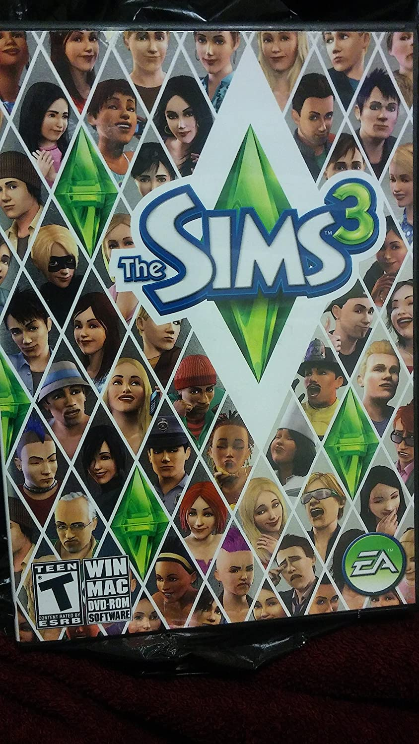 NEW Sims 3 PC WIN MAC Videogame Software