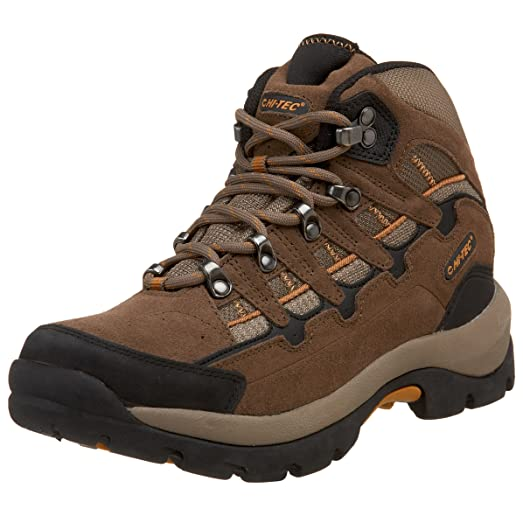 Hi-Tec Men's Windhoek Mid Light Hiking Shoe,Brown/Taupe/Dijon,