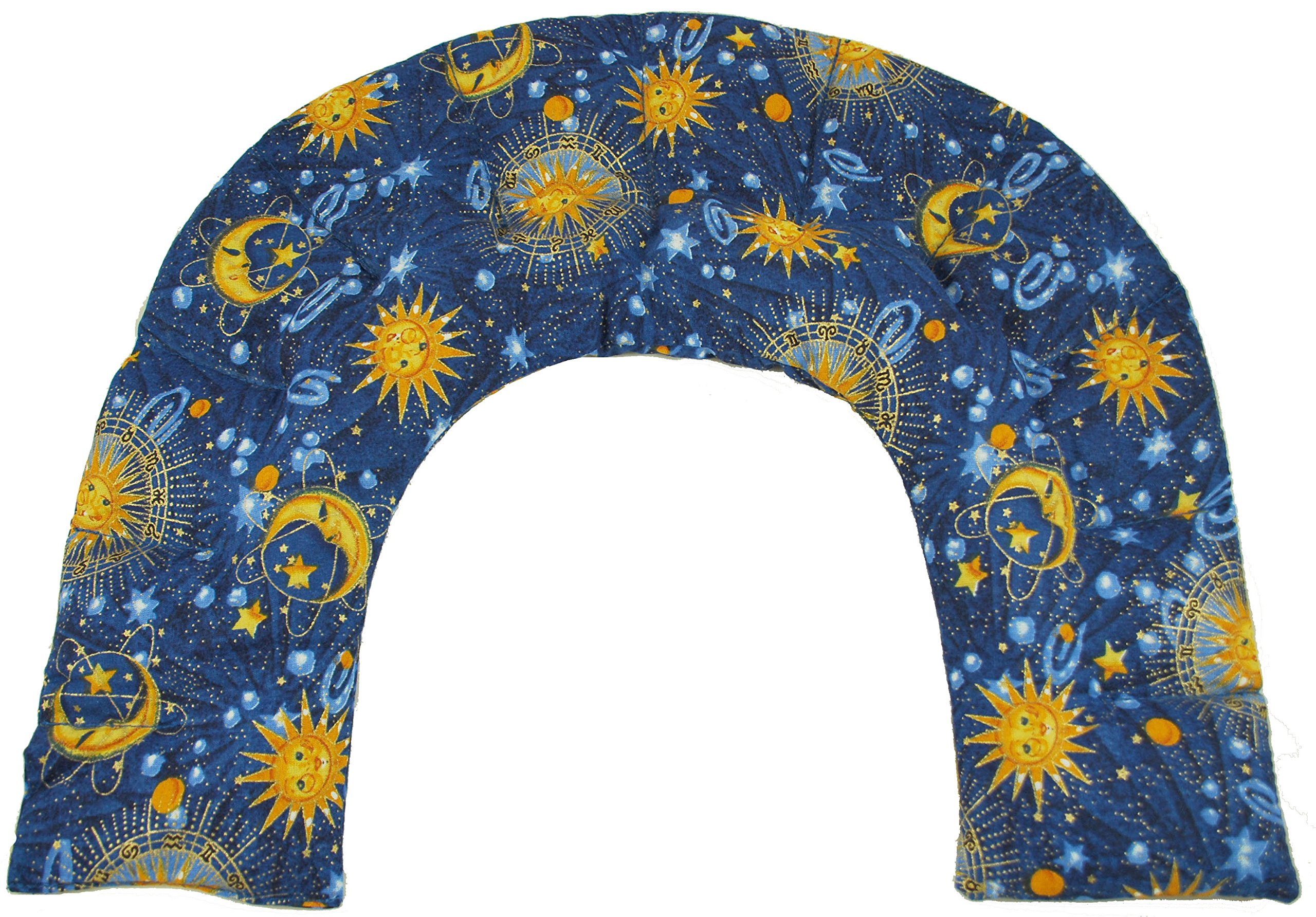 Nature's Approach Aromatherapy Shoulder Wrap Herbal Pack, Celestial Indigo by Nature's Approach