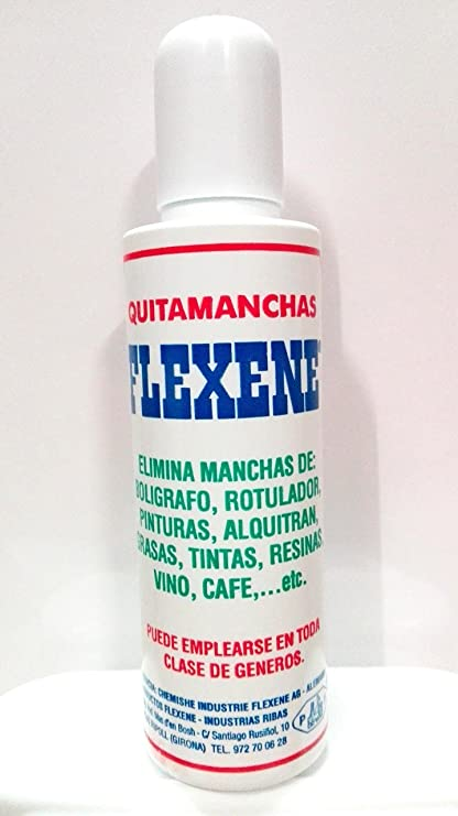 FLEXENE QUITAMANCHAS 115ML.