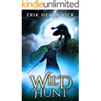 Wild Hunt: A Dark Fantasy Novel (Blood of the Isir Book 3) book cover